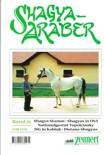 Shagya-Araber Band 16