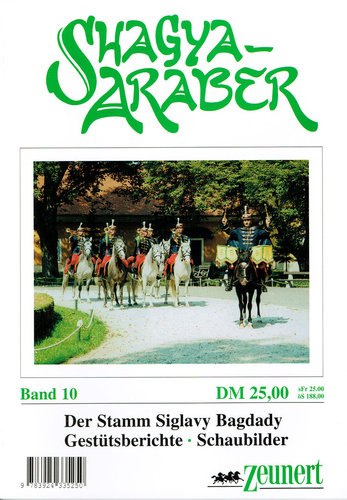 Shagya-Araber Band 10